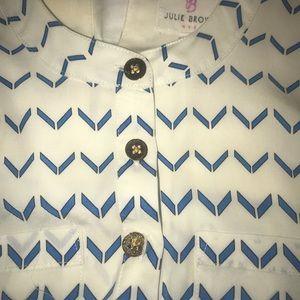 JB by Julie Brown Dresses - Julie Brown NYC Shirt Dress • Size 8